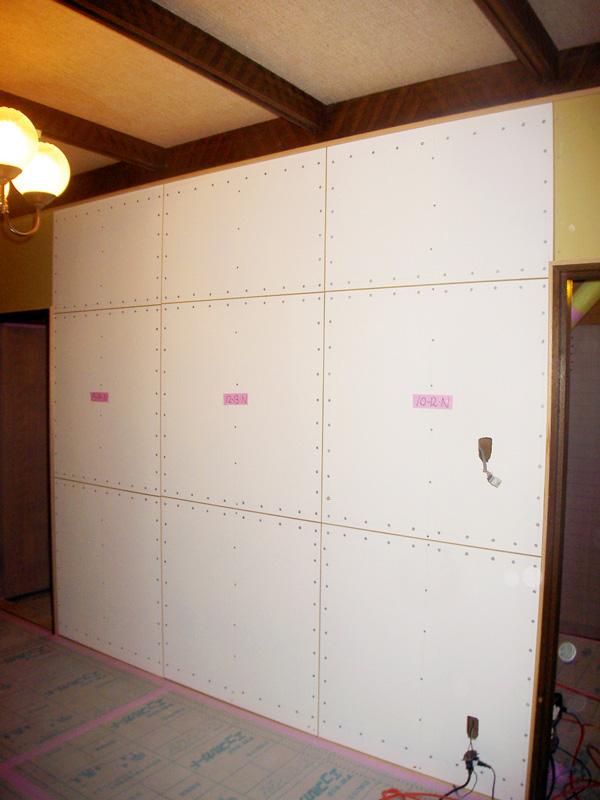 耐震改修工事(木造1)