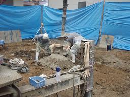 セメント固化材