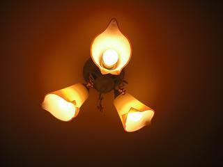 素敵な照明