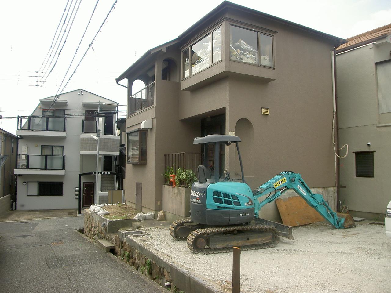 神戸市灘区増改築M様邸