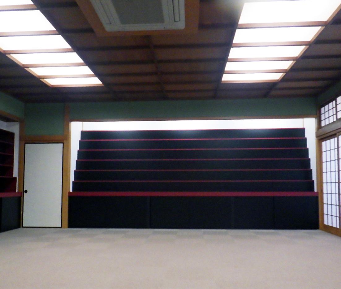 堺市寺院改修工事